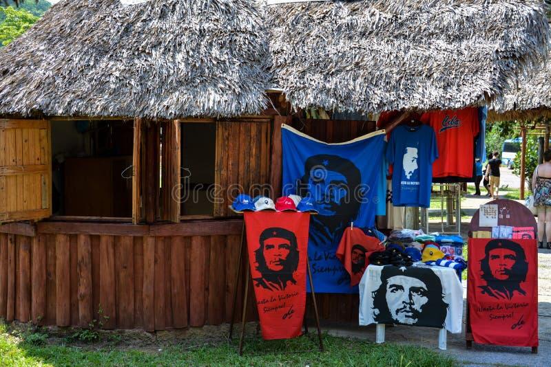 Футболки Че Гевара стоковые изображения rf