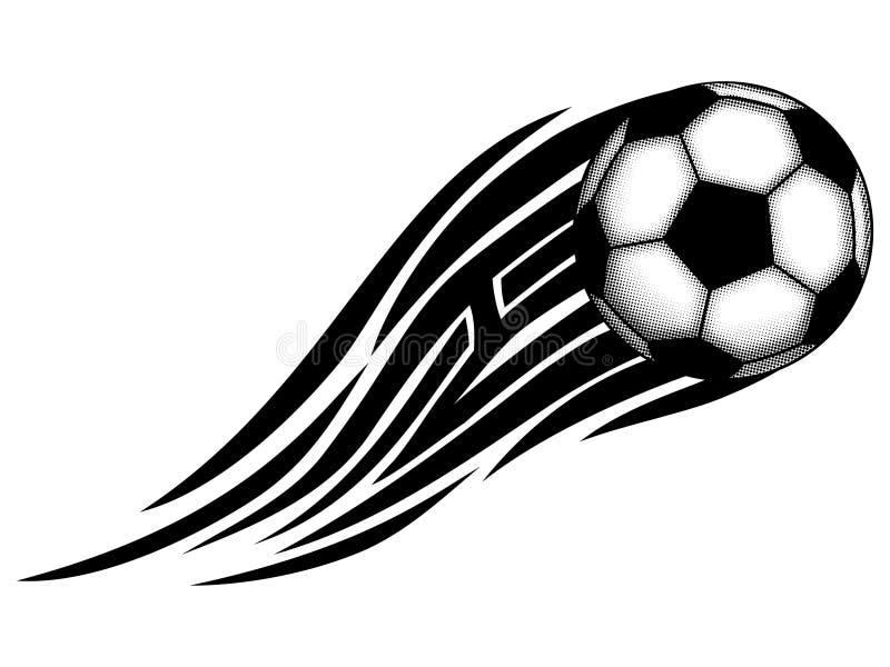 Футбол племенной иллюстрация штока