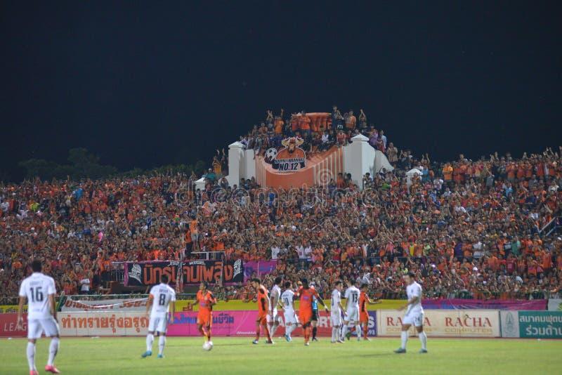 Футбол Таиланда стоковое изображение