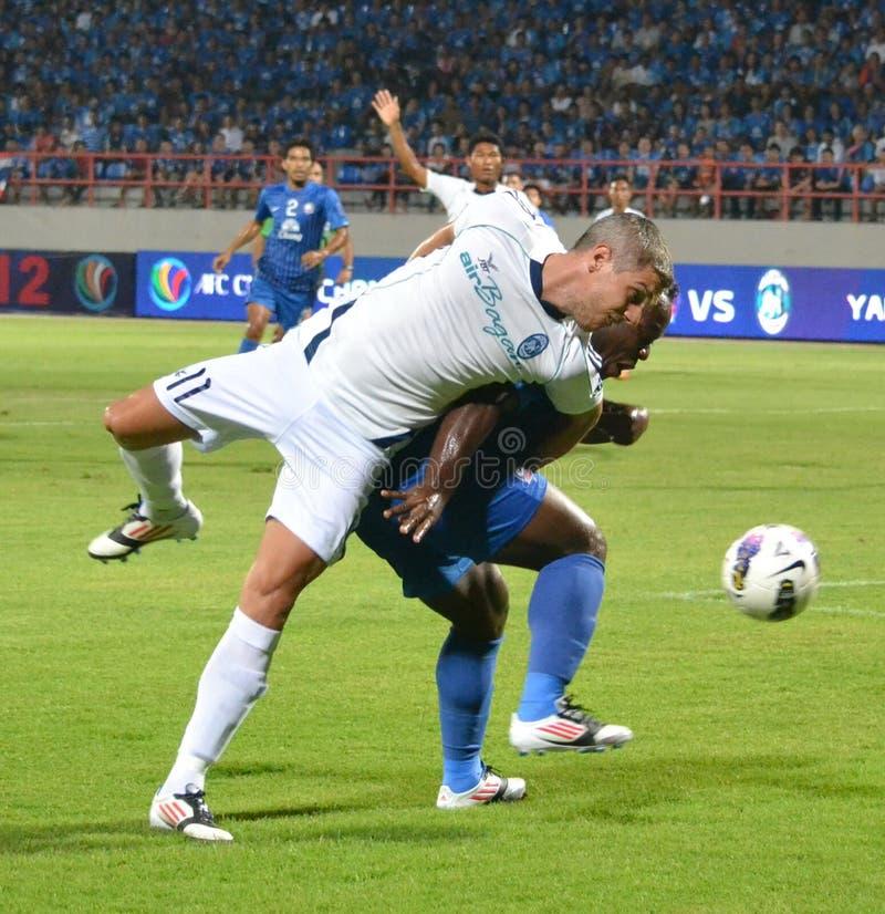 Футбол Таиланда стоковая фотография