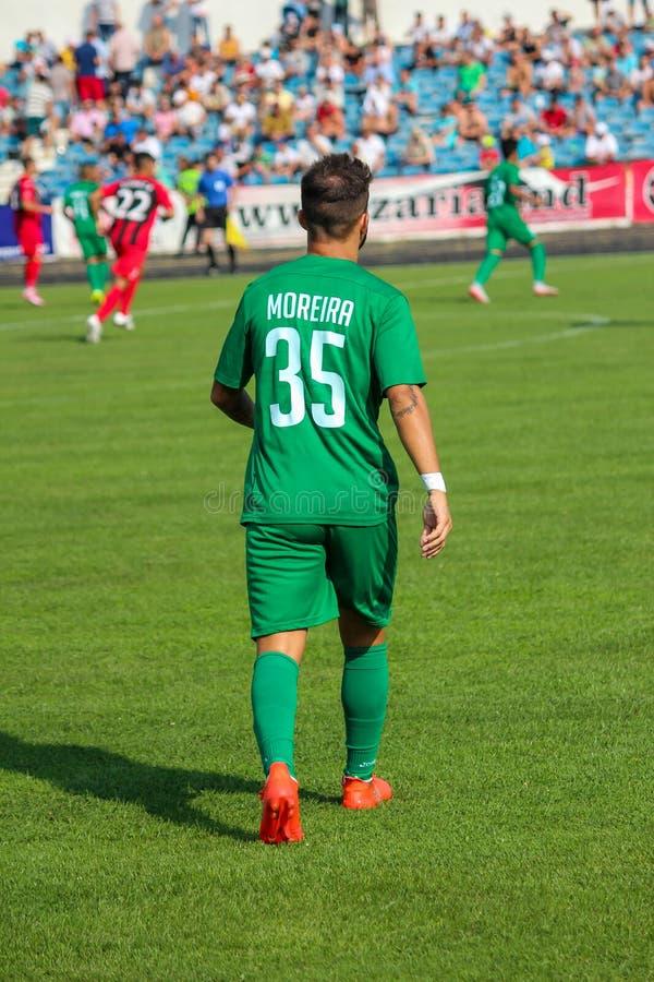 футбольная игра футбол Молдавская лига профессионального футбола стоковое фото rf