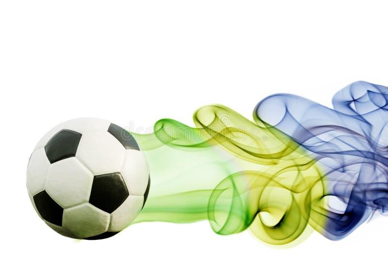 Футбольный мяч Бразилии 2014 стоковое фото