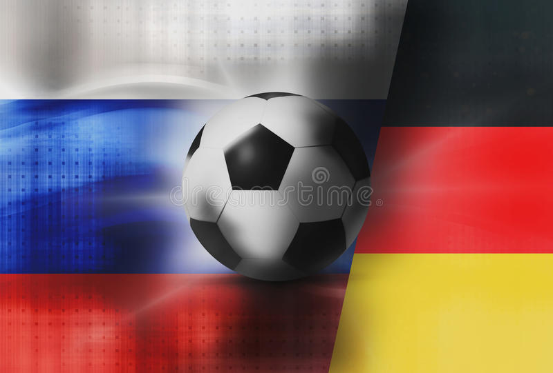 Футбол 3D футбола спорта иллюстрация штока