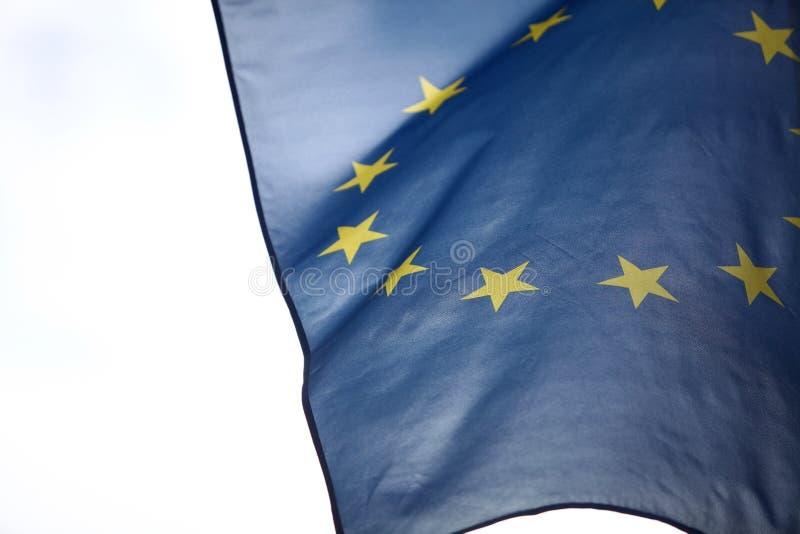 Флаг Европейского союза стоковые изображения