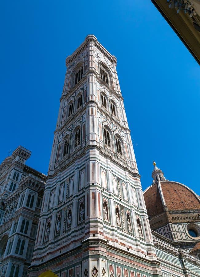 Флорентийская архитектура собора стоковое изображение rf