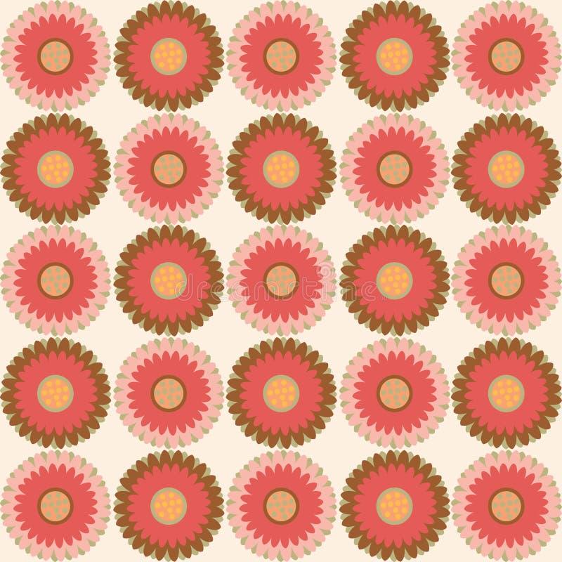 Download флористическая картина безшовная Иллюстрация вектора - иллюстрации насчитывающей blooping, ковер: 41651380