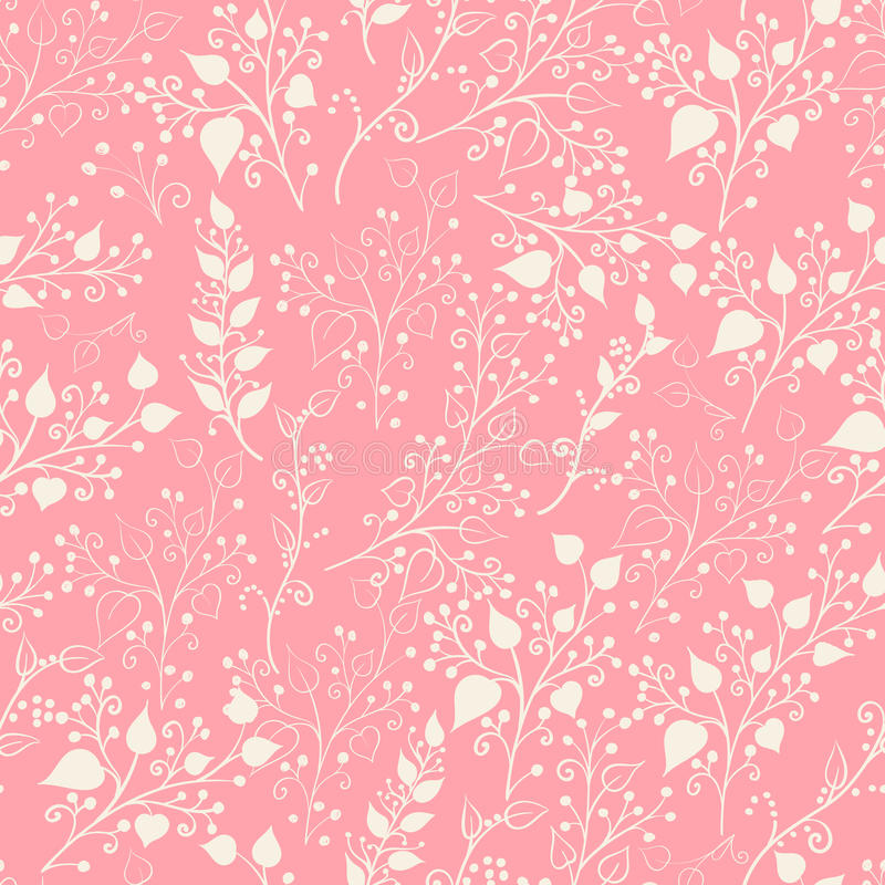Флористическая картина seamles бесплатная иллюстрация