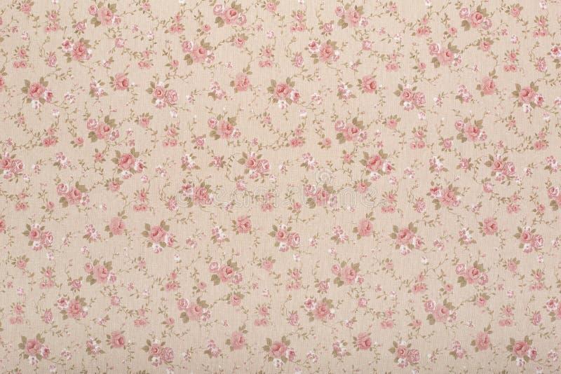 Флористический гобелен, романтичная предпосылка с розами стоковые фото