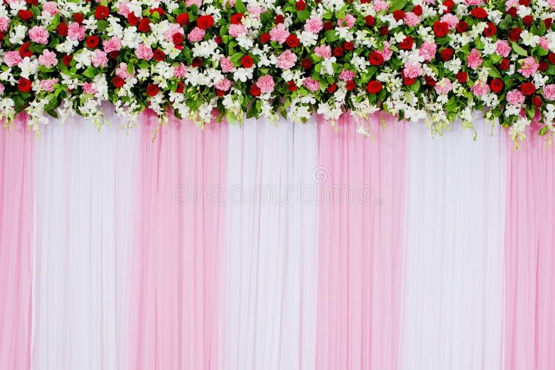 Флористический фон стоковое изображение rf