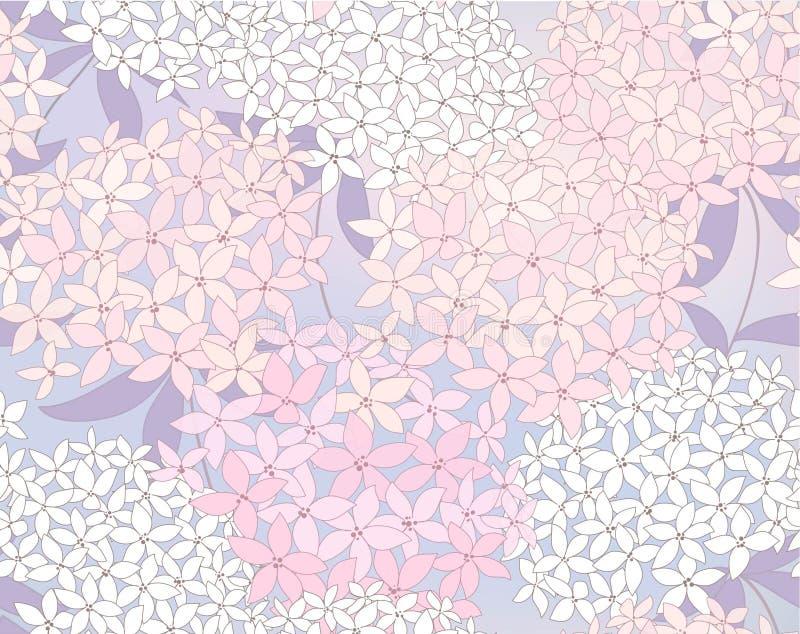 флористическое карточки милое иллюстрация штока