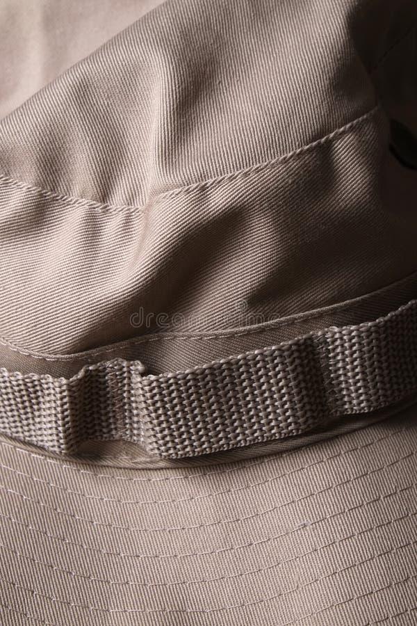 Хаки шляпа II Брайна Boonie стоковая фотография rf
