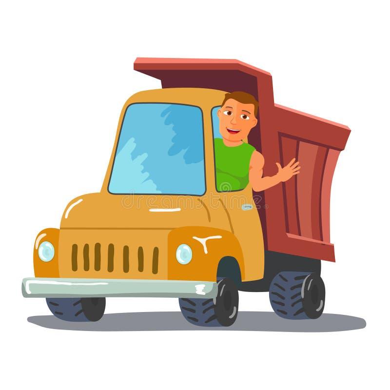 Картинка водитель в детском саду для детей