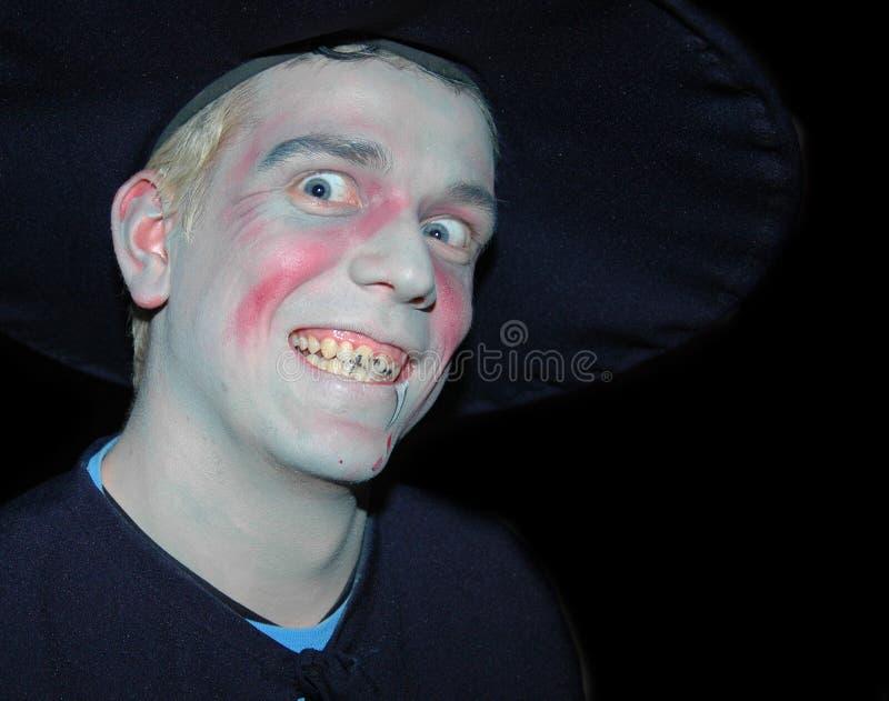 характер halloween стоковая фотография