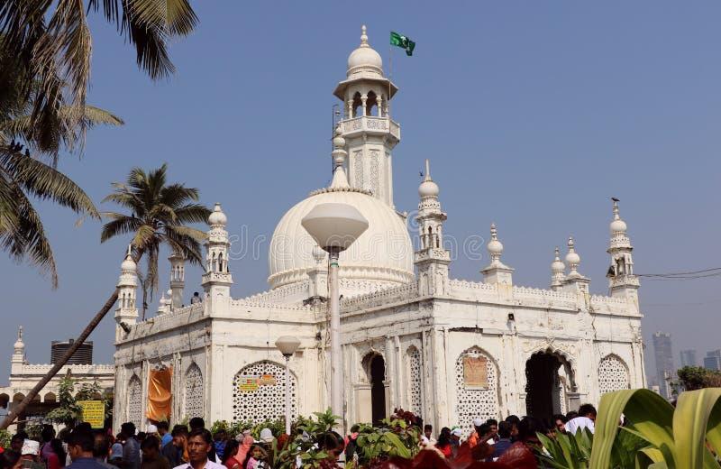 Хаджи Али Dargah, Мумбай стоковые изображения rf