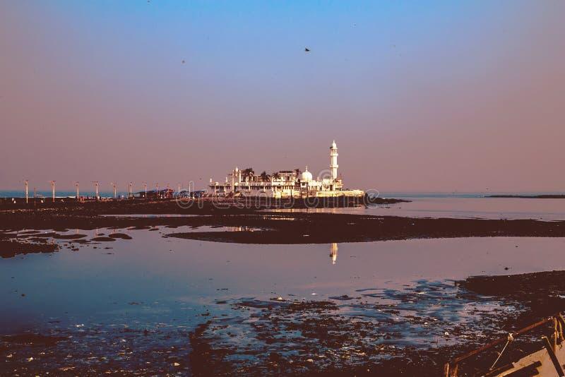 Хаджи Али Dargah mumbai стоковая фотография
