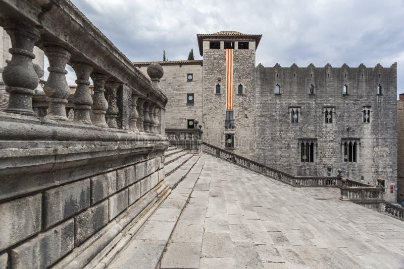 Херона, Каталония, Испания стоковые изображения