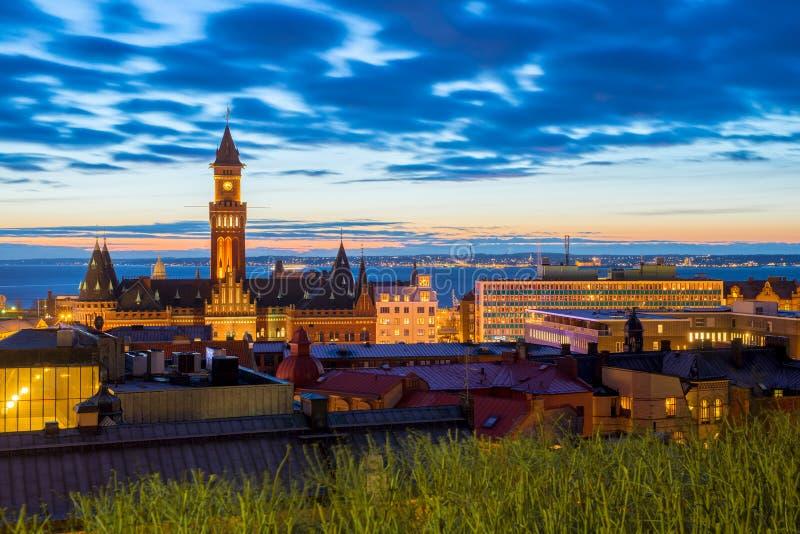 Хельсингборг стоковое фото
