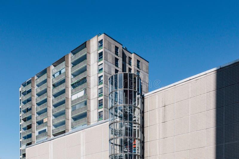 Хельсинки, Merihaka стоковые изображения