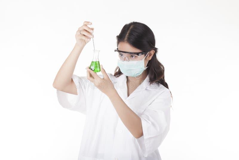 Химик стоковые изображения rf