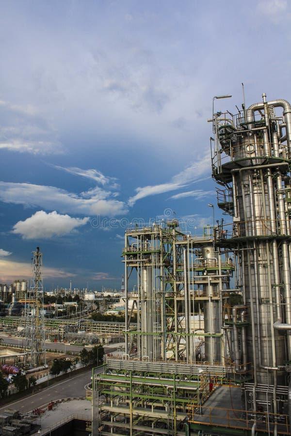 Химическая выгонка стоковые фотографии rf