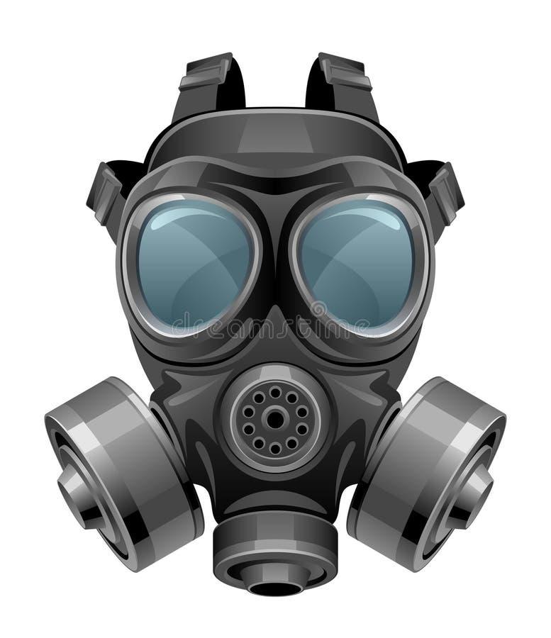 химическая маска бесплатная иллюстрация