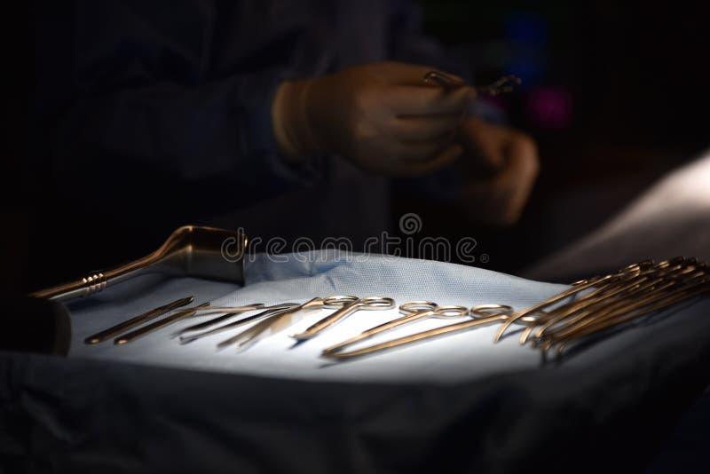Хирургический свет в операционной стоковые фото
