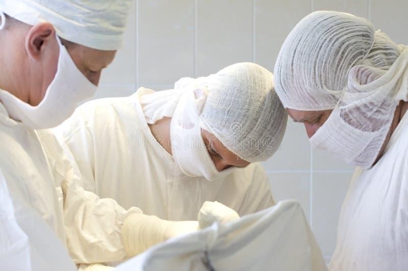 хирурги стоковые фотографии rf