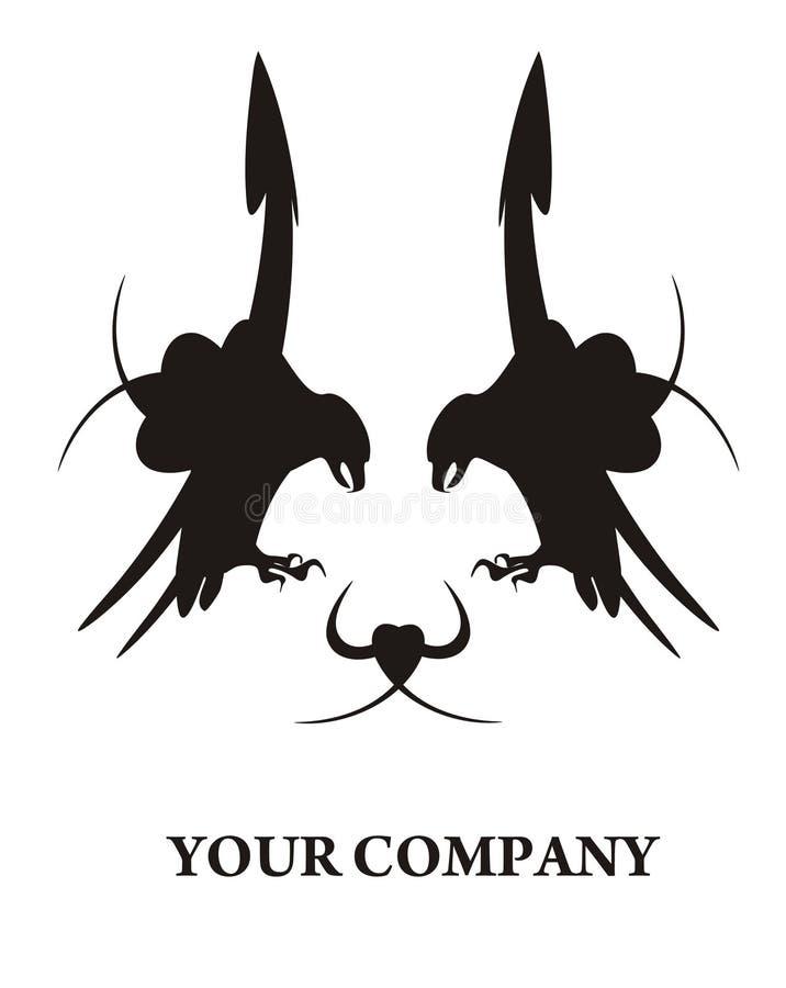 хищники логоса бесплатная иллюстрация