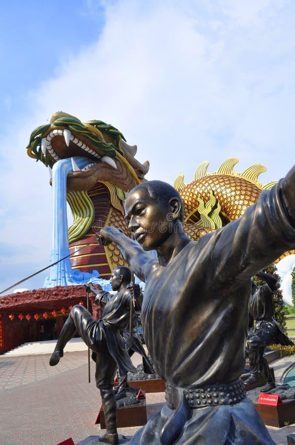 Хи Chuan Tai gragon dan стоковое фото