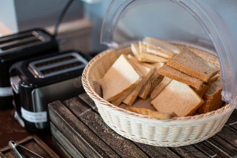 хлебобулок домашнего производства стоковое изображение