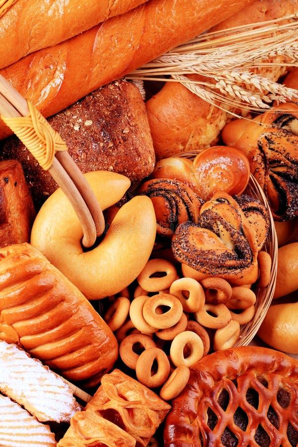 хлебопекарня вкусная стоковая фотография