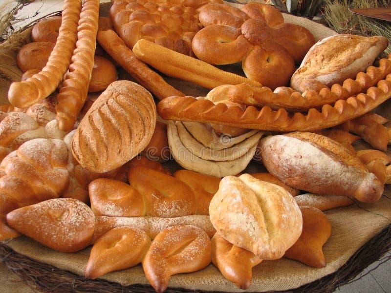 хлебопекарня 8 стоковое изображение