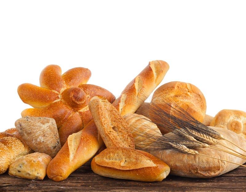 Хлебы стоковое изображение rf