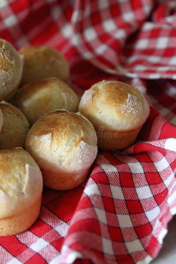 хлебы leavened малое стоковая фотография rf