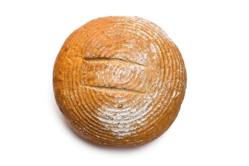 Download хлеб круглый стоковое фото. изображение насчитывающей плюшка - 18393170