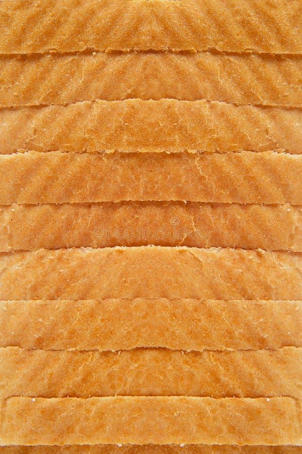 хлеб отрезал стоковое фото