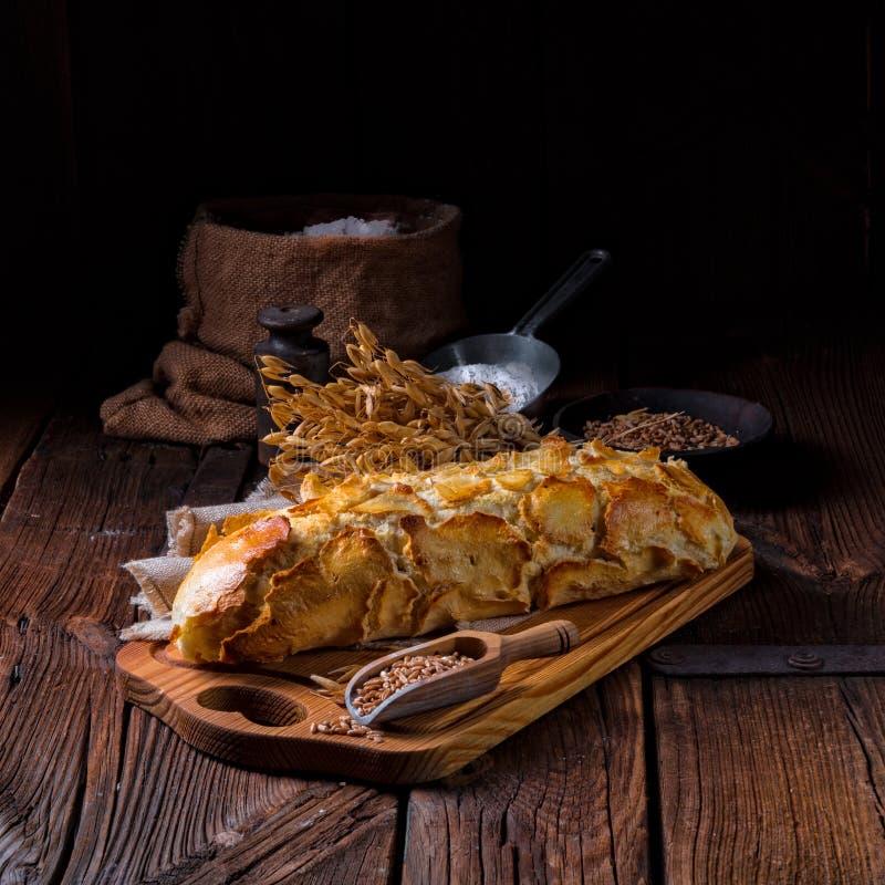 Хлеб тигра стоковое изображение rf