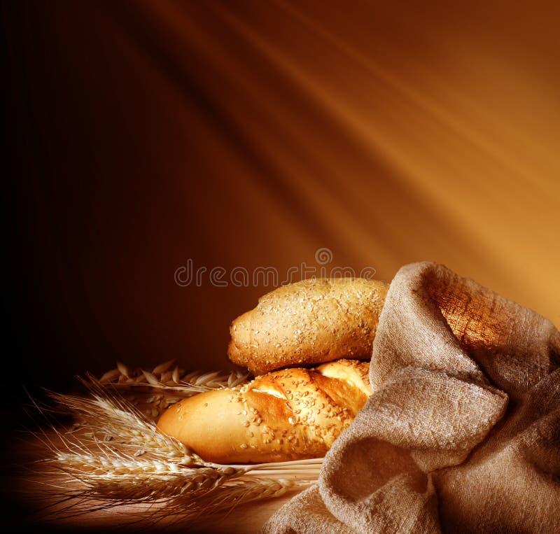 хлеб иллюстрация штока