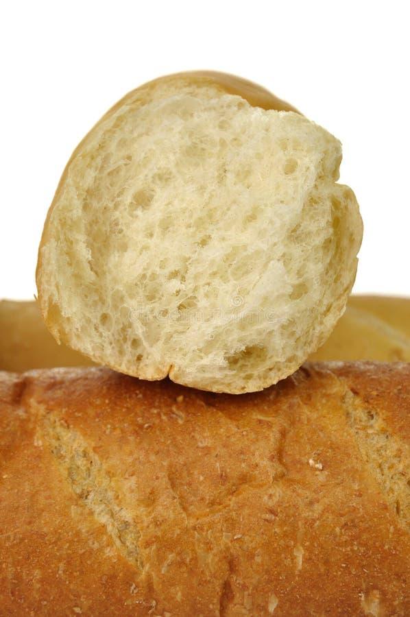 Download хлеб стоковое фото. изображение насчитывающей корка, бело - 18383030