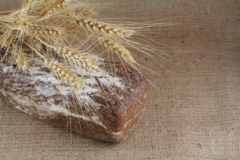хлеб floured пшеница стоковые изображения rf