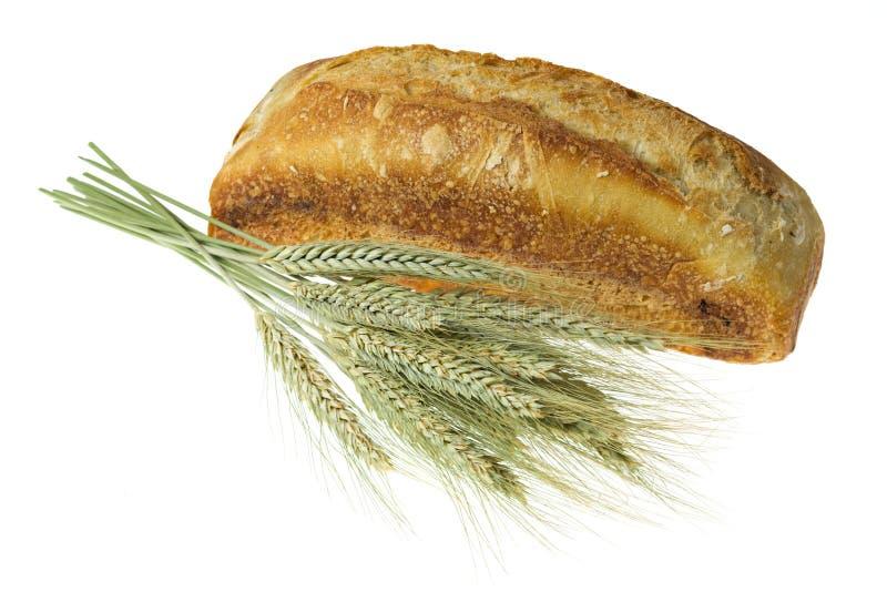 хлопья хлеба стоковое фото