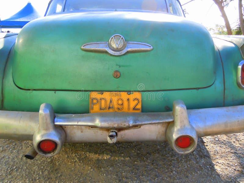Хобот автомобиля Buick супер стоковое фото rf