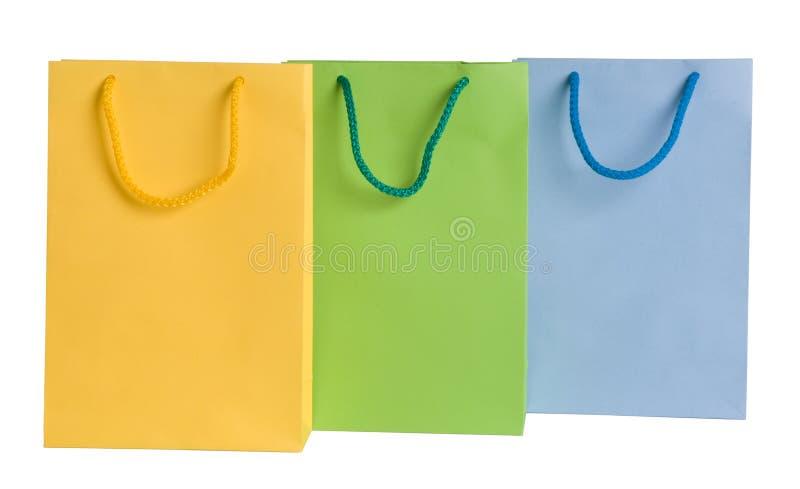 ходить по магазинам мешков стоковое изображение