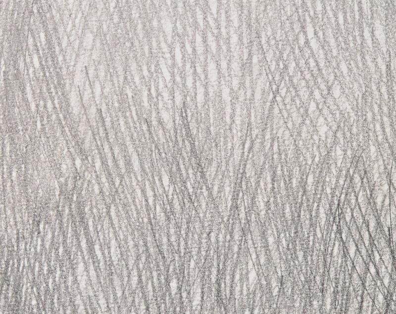 ходы карандаша графита стоковое фото rf