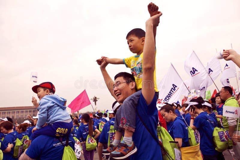 ход 2012 празднества Пекин международный стоковое фото rf