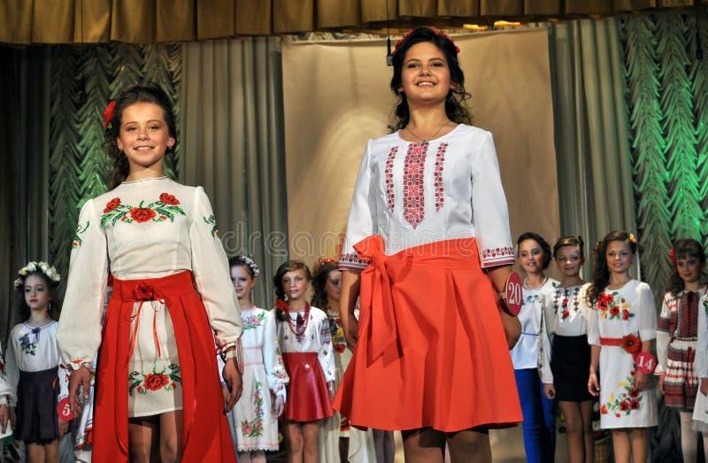 Хозяйка 2016 Chortkivskaya конкуренции стоковые изображения rf