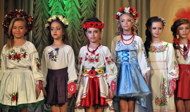 Хозяйка 2016_4 Chortkivskaya конкуренции стоковое фото rf