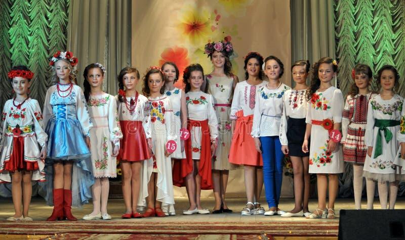Хозяйка 2016_3 Chortkivskaya конкуренции стоковое фото rf