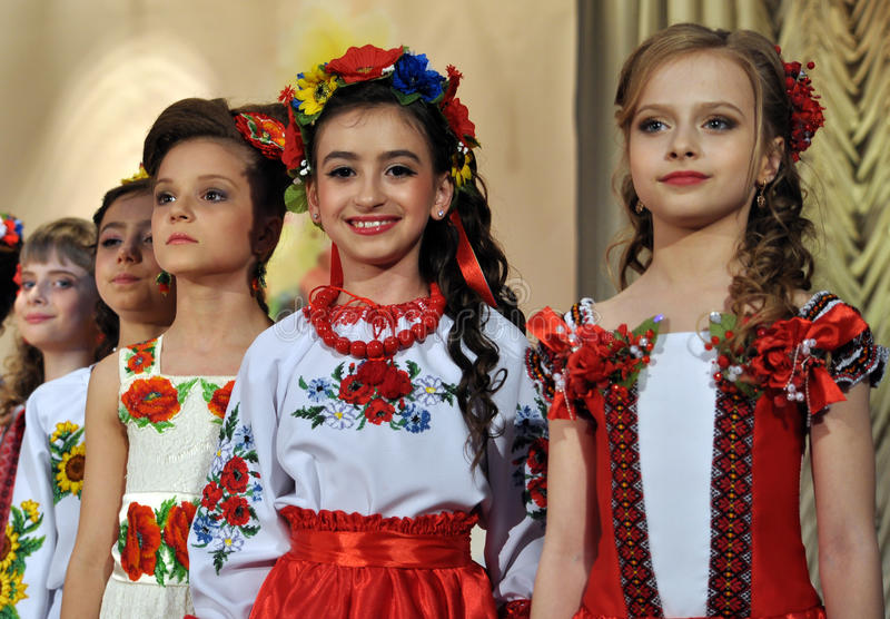 Хозяйка 2016_9 Chortkivskaya конкуренции стоковое изображение rf