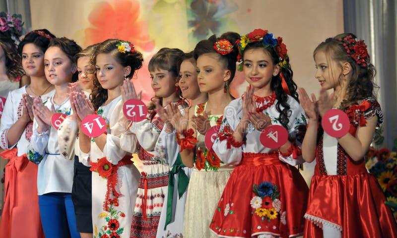 Хозяйка 2016_7 Chortkivskaya конкуренции стоковое фото rf
